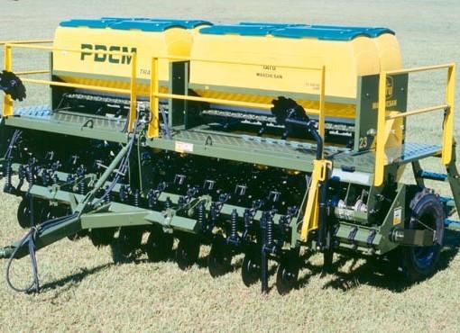 sembradora directa de cereales