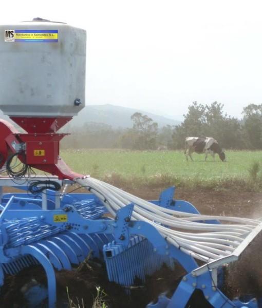 sembradora turbina hidráulica 3