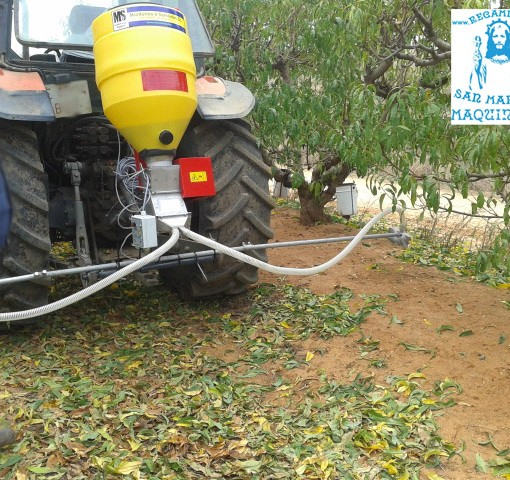 Sembradora neumática para tractores a partir de 16 CV